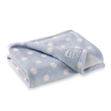 Keeco High Street Station Baby Blanket