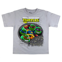 Teenage Mutant Ninja Turtles - From the Sewer Juvy T-Shirt