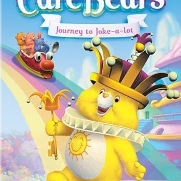 CARE BEARS - JOURNEY TO JOKE-A-L