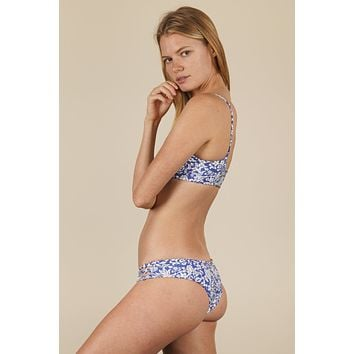ACACIA - Alicante Bottom | Blue Batik