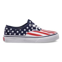 Vans Kids Authentic (Stars Stripes/peacoat/formula one)