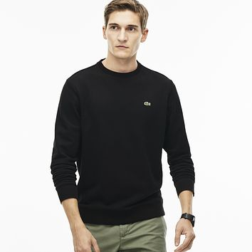 Men's Lacoste Embroidery Top Sweater Pullover