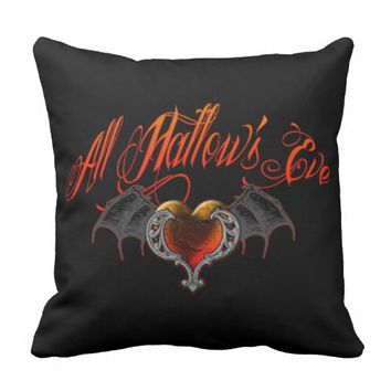 All Hallow's Eve Outdoor Pillow