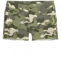 Camo Woven Shorts | Bottoms | New Arrivals | Shop Justice