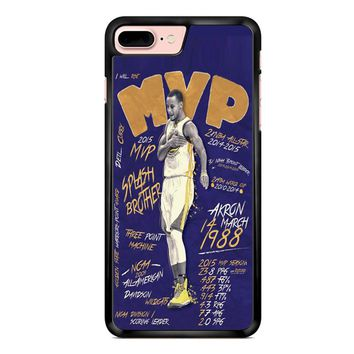 Stephen Curry Is The Mvp iPhone 7 Plus Case