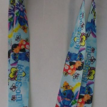 Brand New Disney Lilo and Stitch Lanyard 3