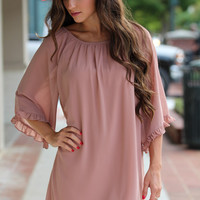 Ladylike Pink Dress – Dress Up