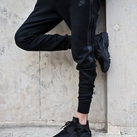 """Nike"" Women Fashion Print Sport Stretch Pants Trousers Sweatpants"