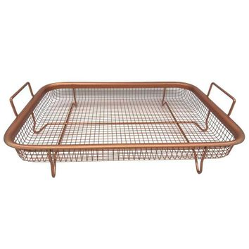 Ceramic Copper Crisper Food Basket