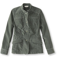 Women's Kennebec Cargo Jacket, Corduroy: Jackets and Coats | Free Shipping at L.L.Bean