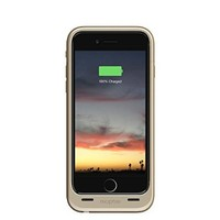 Mophie 2,600 mAh Juice Pack for iPhone 6 Plus/6s Plus - Gold - (Certified Refurbished)