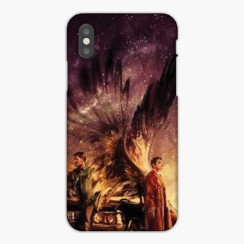 Supernatural Destiel iPhone XS Max Case