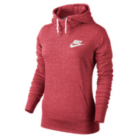 Nike Gym Vintage Women's Hoodie Size Small (Red)
