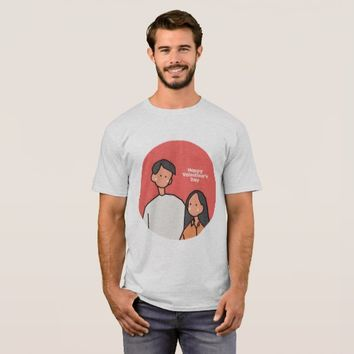 Love (Happy Valentine's Day) T-Shirt