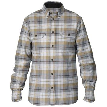 Shop Men 39 S Brown Flannel Shirt On Wanelo