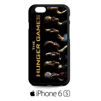 The Hunger Games iPhone 6S  Case