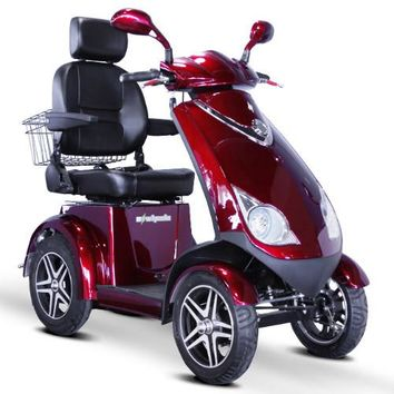 EW-72 4 Wheel Mobility Scooter from EWheels
