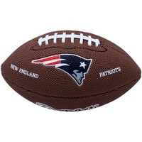 Wilson New England Patriots 9'' Mini Soft Touch Football