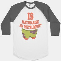 Is Mayonaise An Instrument? (Baseball)