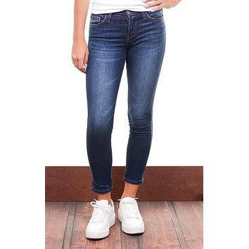 Lisa Flying Monkey Ankle Jeans