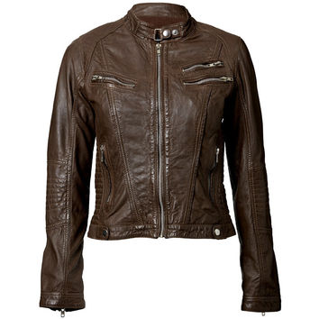 Exotic leather jackets
