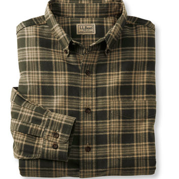 Wicked Good Flannel Shirt, Plaid: Flannel, Chamois and Lined | Free Shipping at L.L.Bean