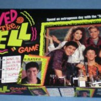 Misty Star Collectibles ~ Contemporary Games ~ Saved by the Bell (1992)