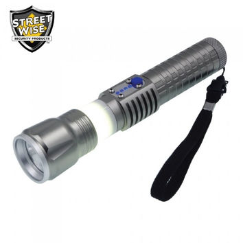 Streetwise Xtreme Flashlight & Power Bank