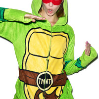 Undergirl Teenage Mutant Ninja Turtles Hooded