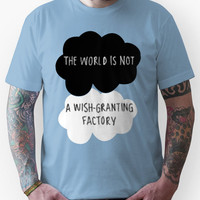 The World is Not a Wish-Granting Factory Unisex T-Shirt