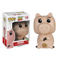 Hamm Toy Story 20th Anniversary POP! #170 Vinyl Figure