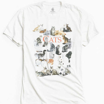All Over Cats Tee | Urban Outfitters
