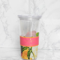 Floral Insulated Tumbler - Kate Spade
