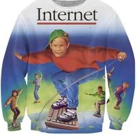 Internet Crewneck Sweatshirt