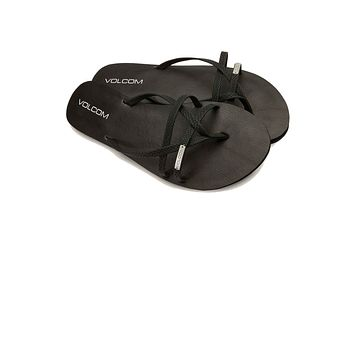 Volcom Lookout 2 Women's Sandals -Black