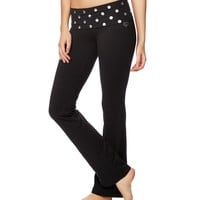 LLD POLKA DOT LEGGINGS