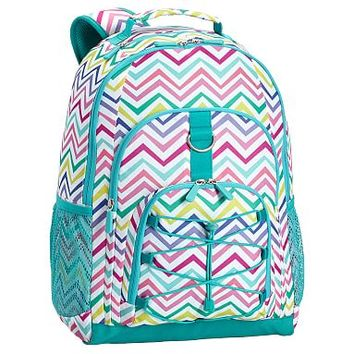 Gear-Up Multi Chevron Backpack