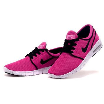 Nike Fashion Running Sneakers Sport Casual Shoes Sneakers Rose G-CSXY
