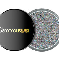 Diamond Glitter White Gold