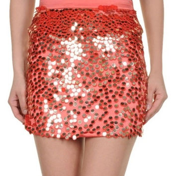 Brand New With Tags Sequin Alice And Olivia Skirt  (Alice + Olivia)