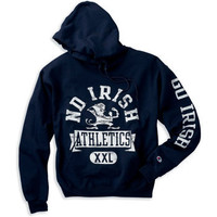 Notre Dame Fighting Irish Athletics Hooded Sweatshirt
