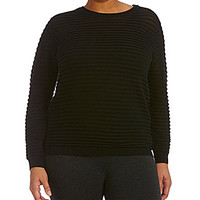 Vince Camuto Plus Ottoman Sweater