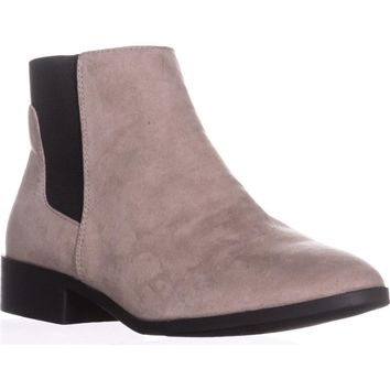 B35 Gala Ankle Booties, Taupe, 10 US