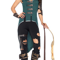 Rebel Robin Hood Costume
