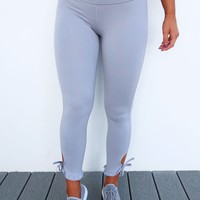 No Limits Pants: Powder Blue