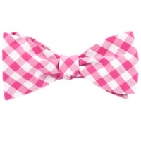 CLASSIC GINGHAM - HOT PINK
