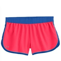 Under Armour Great Escape II Shorts for Women in Neo Pulse  and Sailin