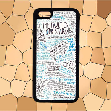 The faults in our stars,iPhone 6/6 plus case,iPhone 5/5S case,iPhone 4/4S case,Samsung S3/S4/S5 case,HTC Case,Sony Experia Case,LG Case