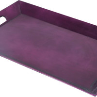 Bria Tray - Purple