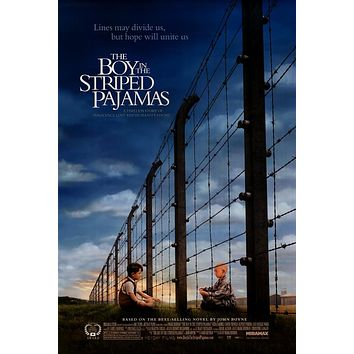 The Boy in the Striped Pajamas 27x40 Movie Poster (2008)